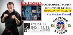 KYUSHO FORMAZIONE TECNICA TOP QUALITY