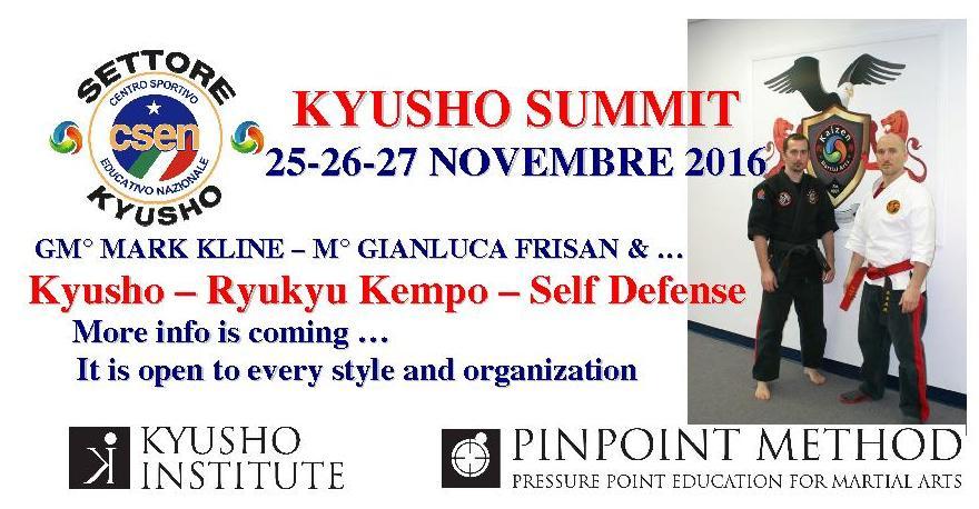 kyusho summit 2016