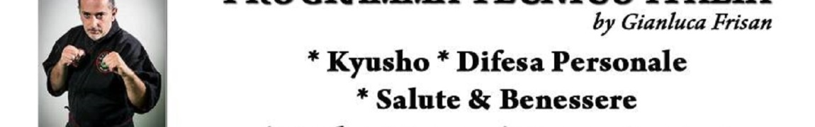 Kyusho CSEN – Kyusho Institute Italia